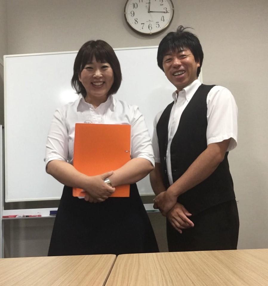 名古屋にて【認知症トレーナー・ステップアップ研修 バージョン③ 個人レッスン】をしました。