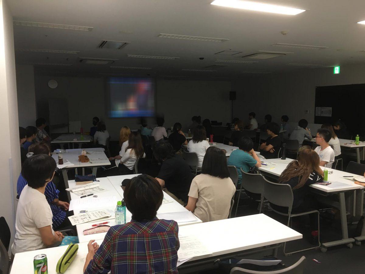 名古屋にて【日本福祉大学社会福祉総合研修センター】様よりご依頼いただき、《名古屋市主催 初心者向け介護技術研修》にて認知症の単元をしました。