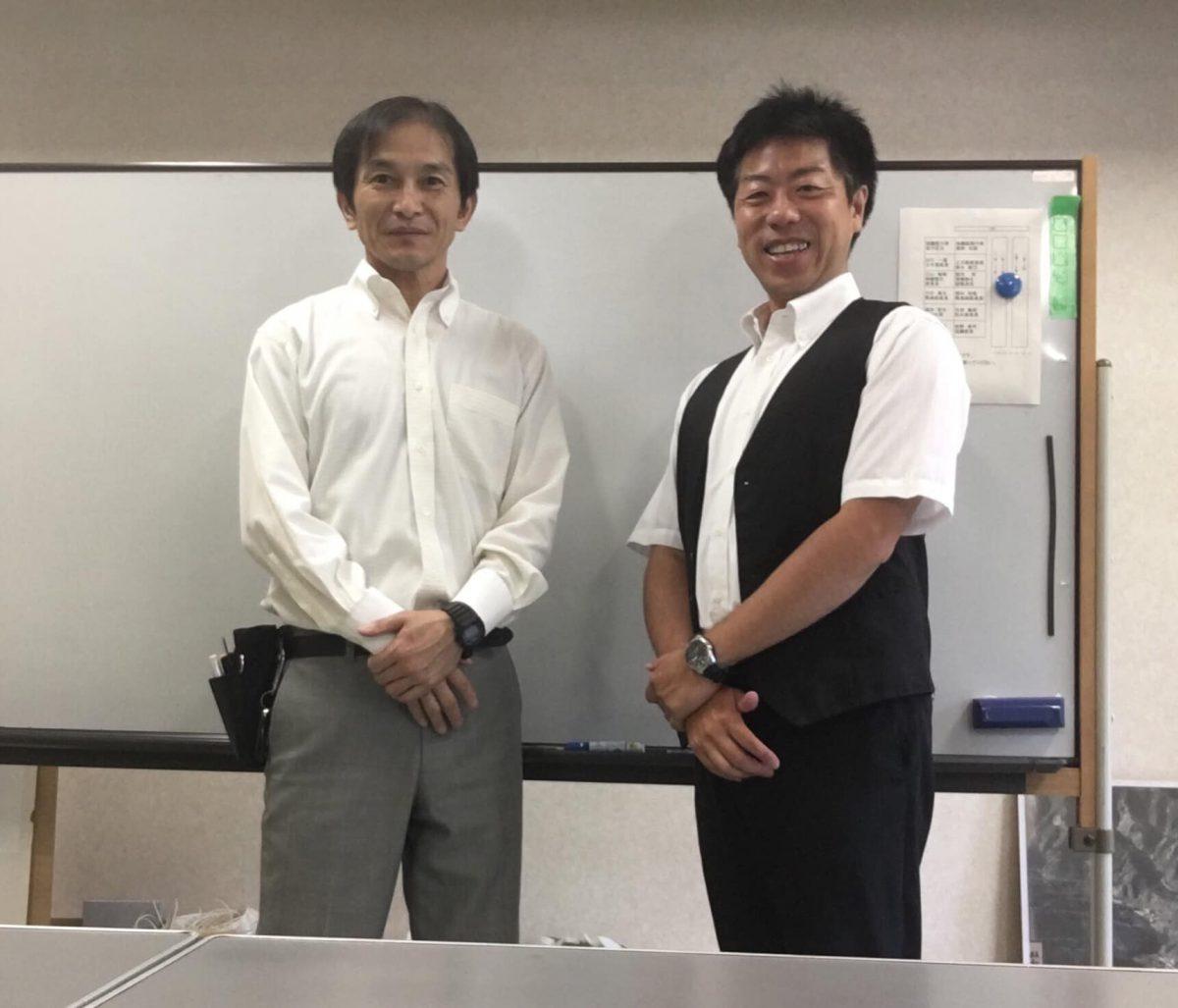 静岡県静岡市にて【認知症トレーナー養成講座 地域向けコース 個人レッスン】をしました。