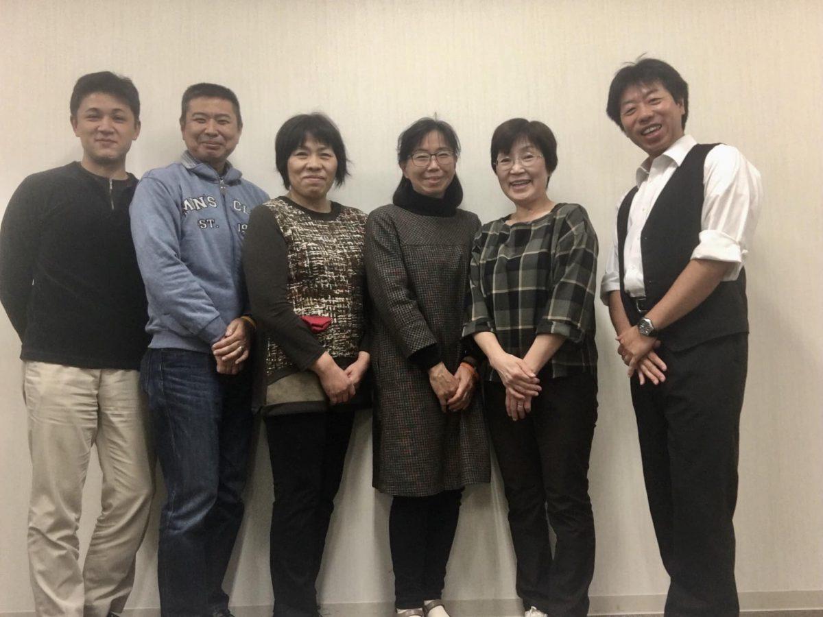 北海道札幌市にて【認知症トレーナー・ステップアップ研修①② グループレッスン】をしました。