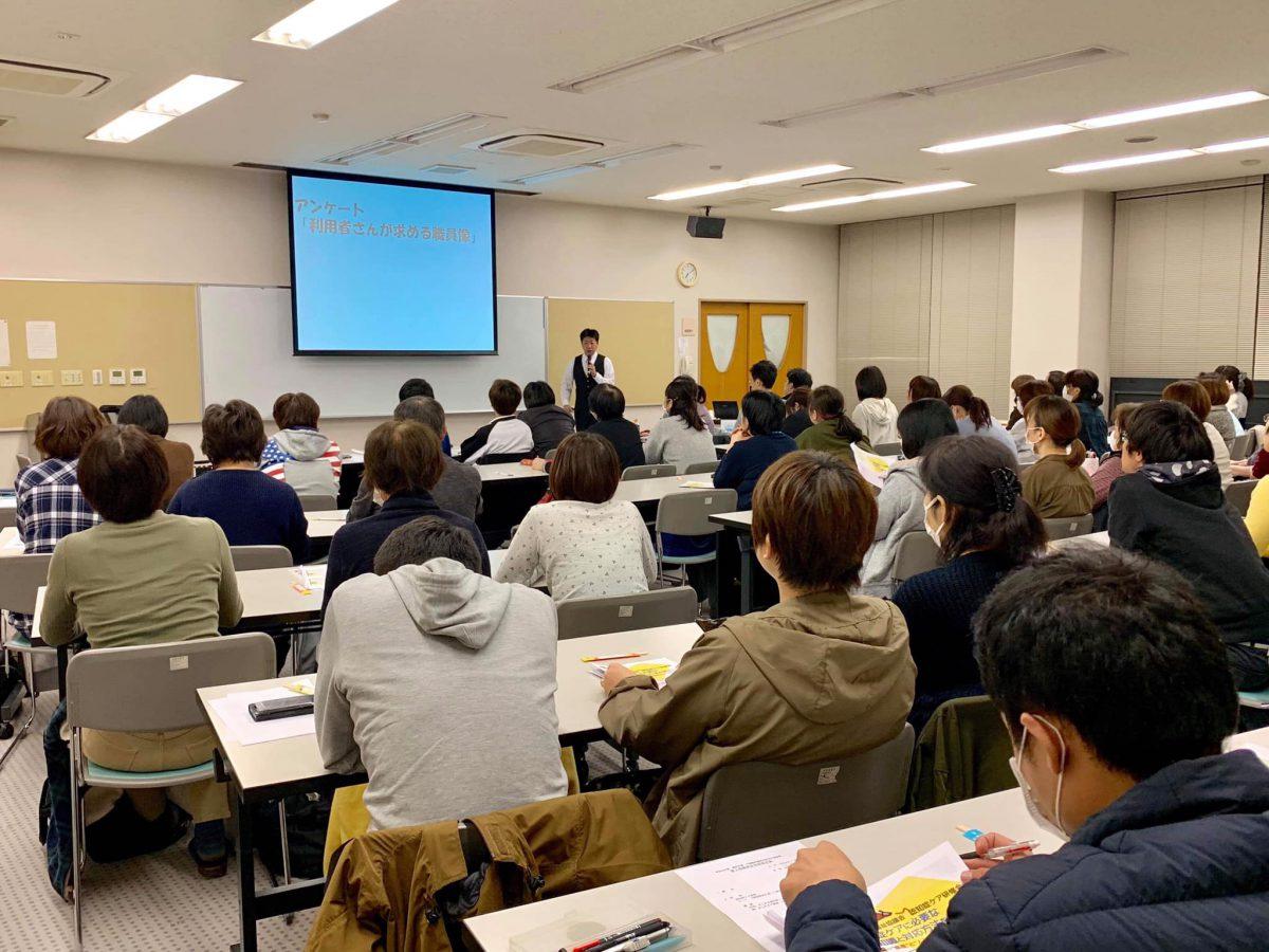滋賀県【米原市社会福祉協議会】様よりご依頼いただき、認知症研修をしました。