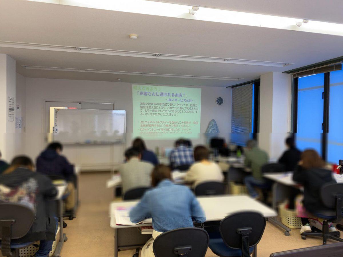 滋賀県近江八幡市【有限会社スタック】様よりご依頼いただき、職業訓練校で認知症の講義をしました。