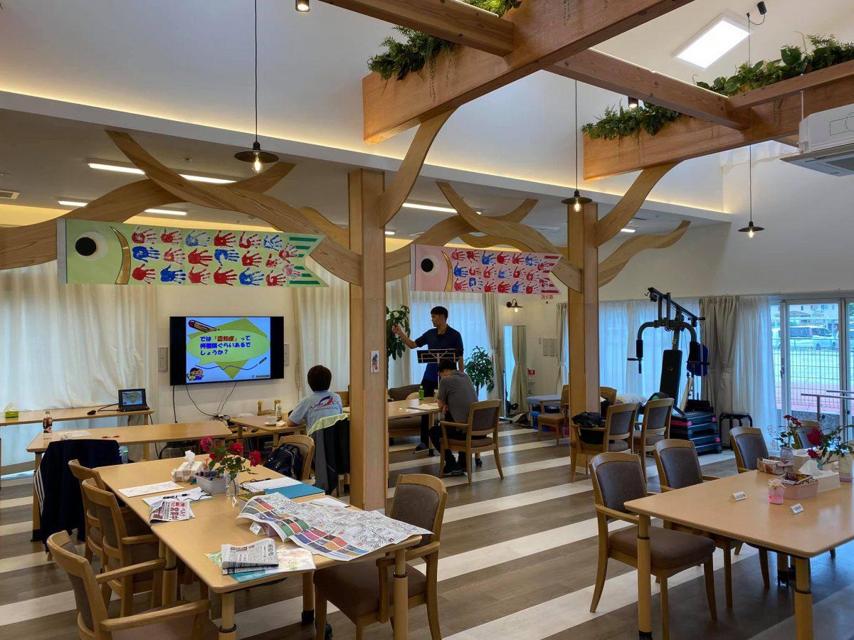 埼玉県所沢市【社会福祉法人 天佑】様よりご依頼いただき、《認知症トレーナー養成講座 法人プラン 地域向けコース》をしました。