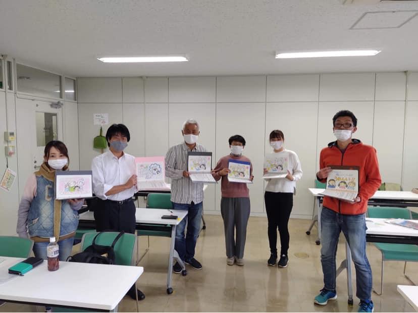 新潟県長岡市にて【認知症シスター養成講座 理解と関わり編&キッズ編】を開催しました。