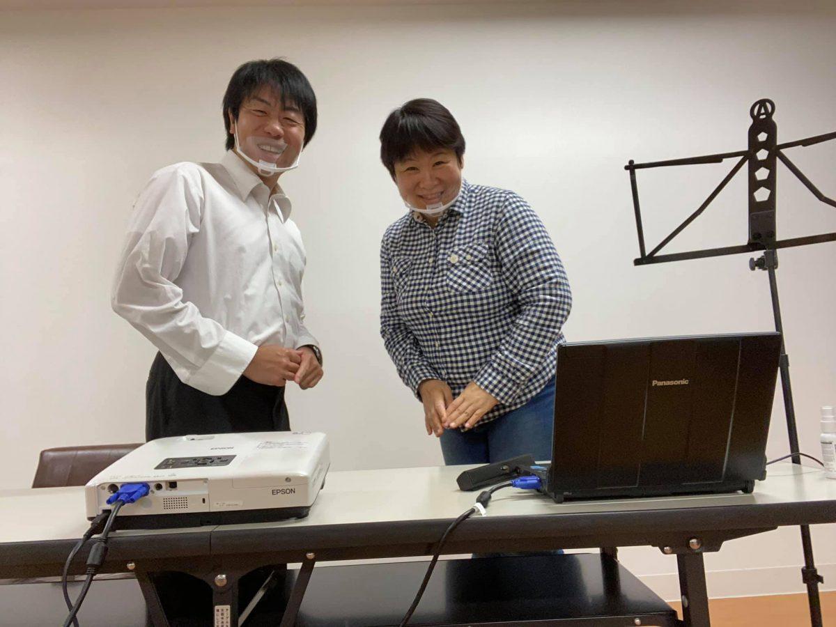 新潟県小千谷市にて【認知症トレーナー養成講座 個人レッスン】でした。